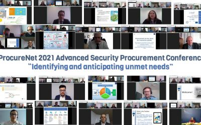 That was the iProcureNet 2021 conference!