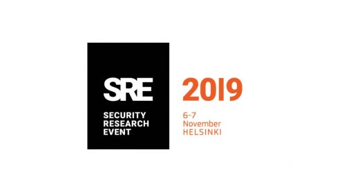 SRE 2019