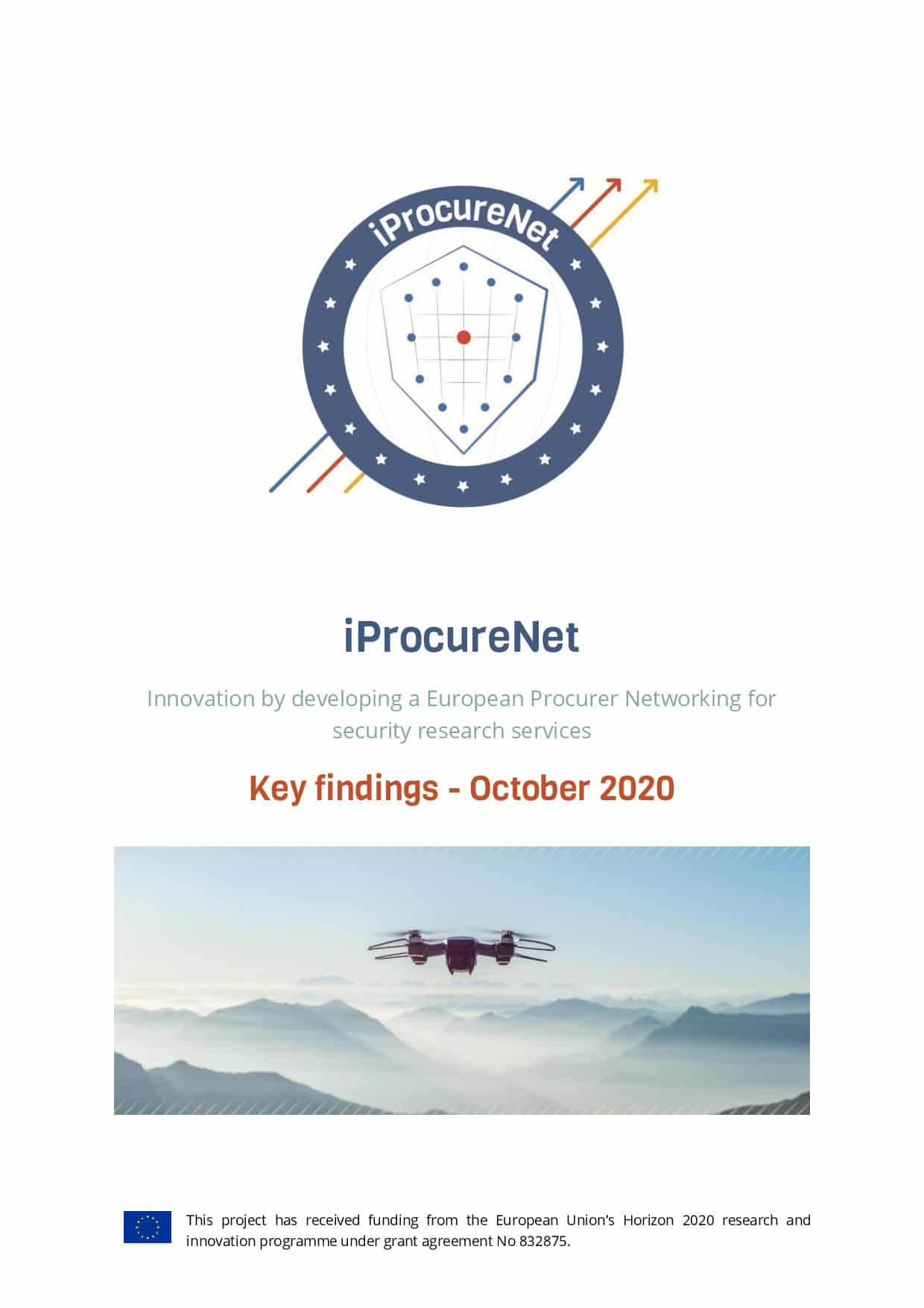 iProcureNet_Third report on findings_October 2020-1-page-001