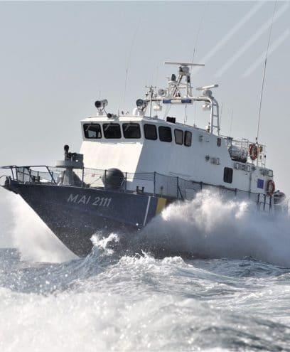 iprocurenet border police boat