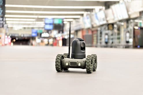 iprocurenet police robot