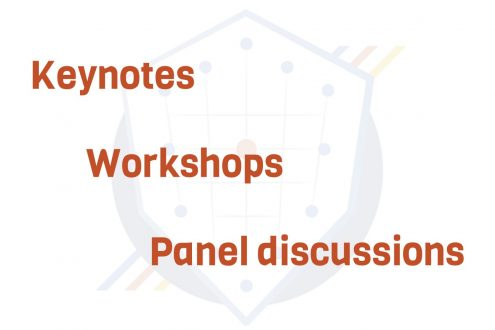 Keynotes-workshops-panel-discussions